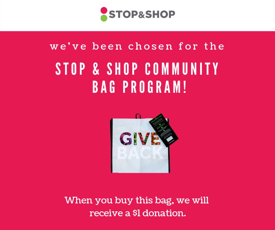 Stop n Shop Bag Fundraiser