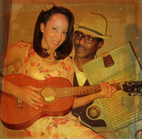 Piedmont Blues Duo